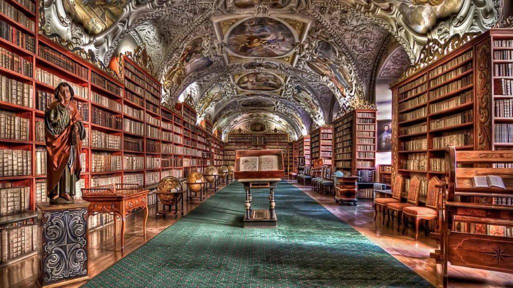 Strahov Library Prague 20